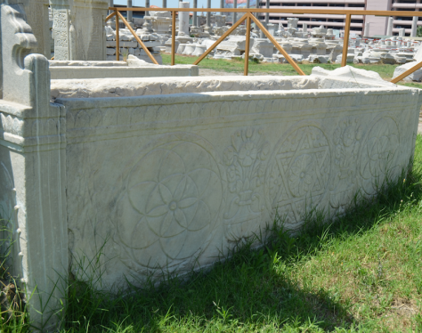 Ottoman sarcophagus
